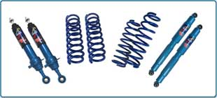 Suspension Lift Kit Ford Maverick